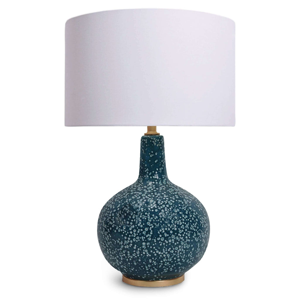 Blue Moon II Ceramic Table Lamp