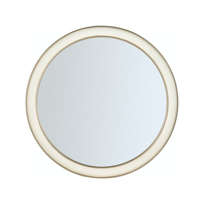 Melange Monique Round Mirror