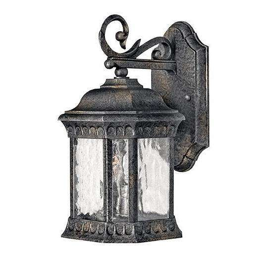 Outdoor Regal Wall Sconce