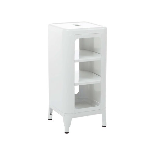Steel Tolix Replica Shelving Unit - 3 Tier