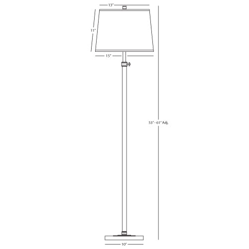 Bruno Floor Lamp