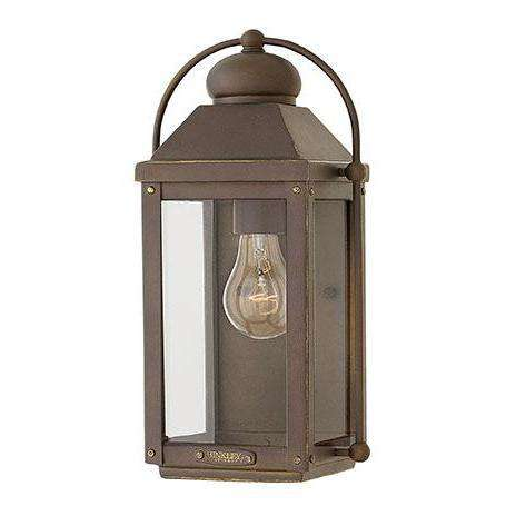 Outdoor Anchorage Wall Sconce