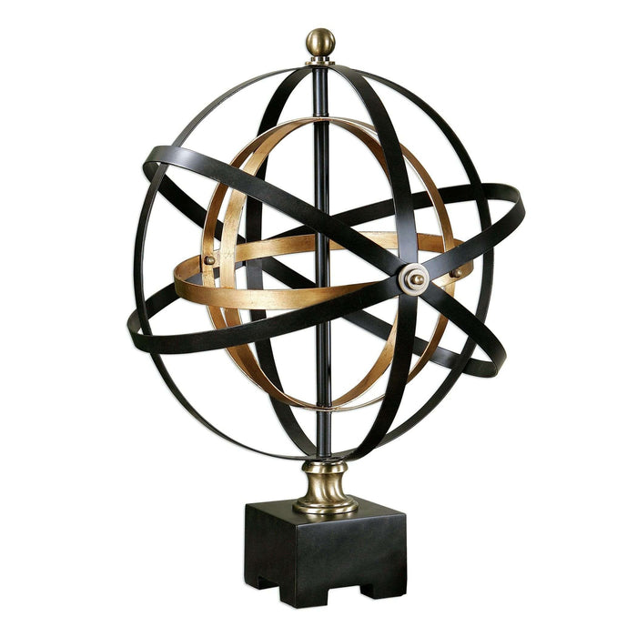 Rondure Orb Sculpture