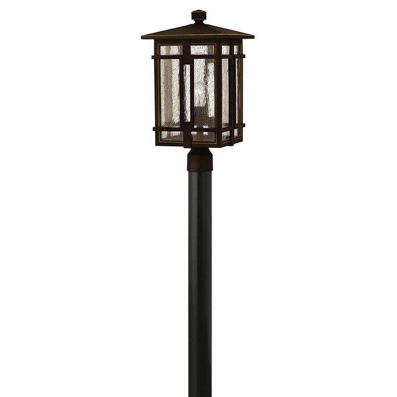 Outdoor Tucker Post Lantern