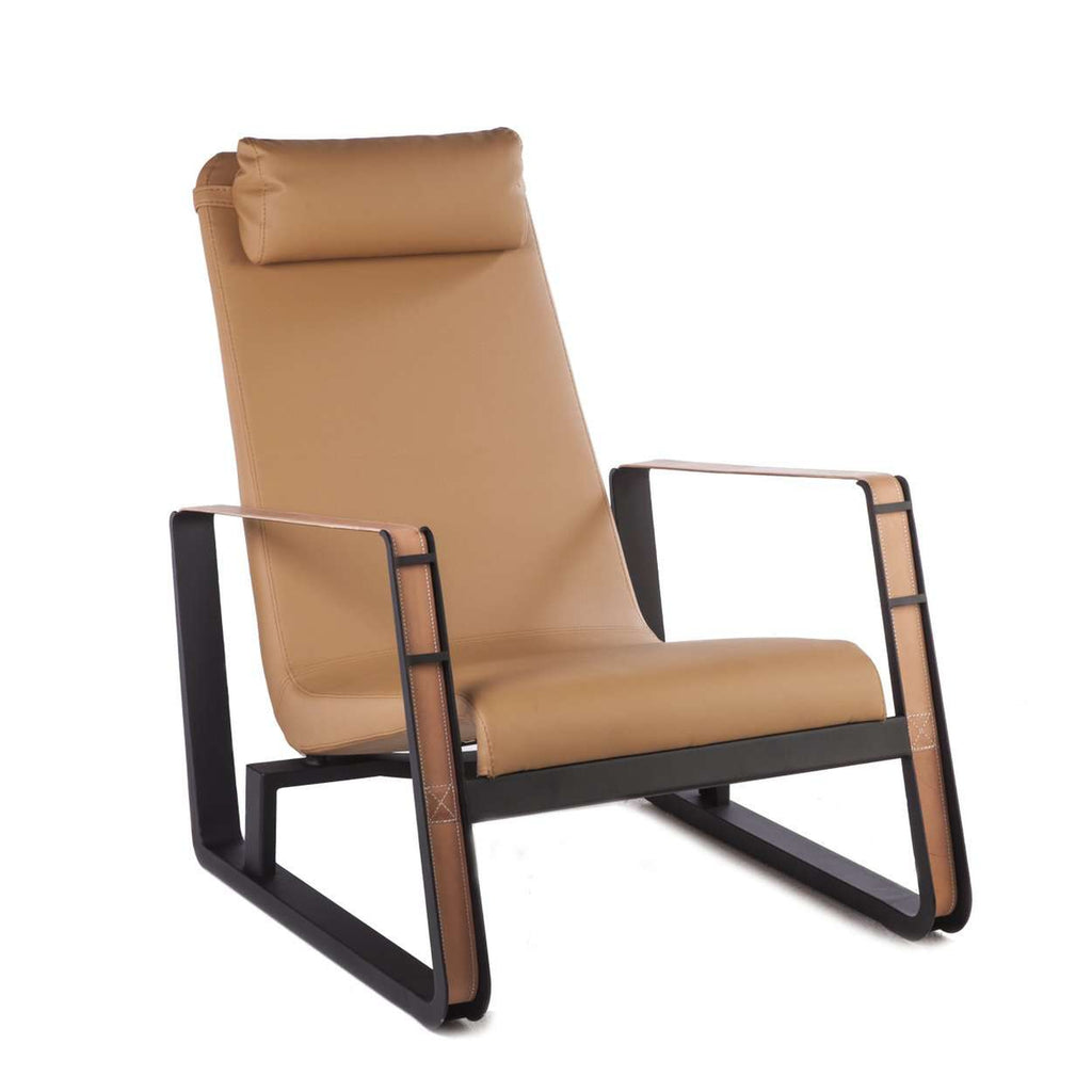 Modern Reproduction Cite Lounge Chair Inspired By Jean Prouve