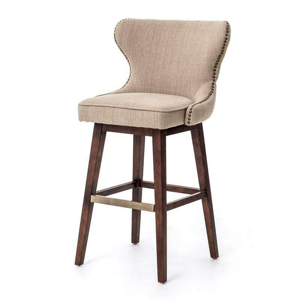 FOUR HANDS - JULIE SWIVEL BAR STOOL - FH-CLIN-M5K-030