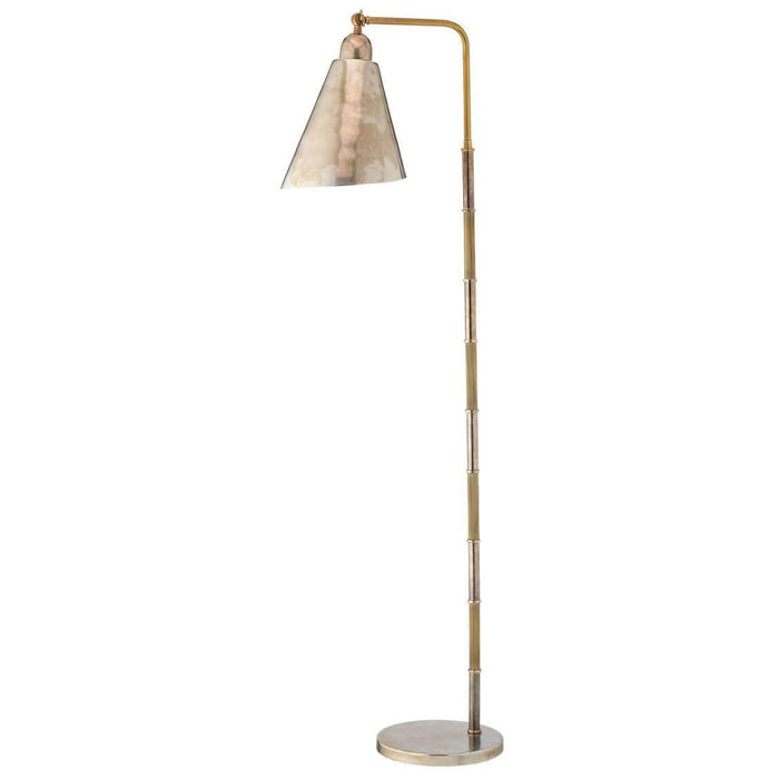 Vilhelm Reading Lamp in Antique Brass/Silver