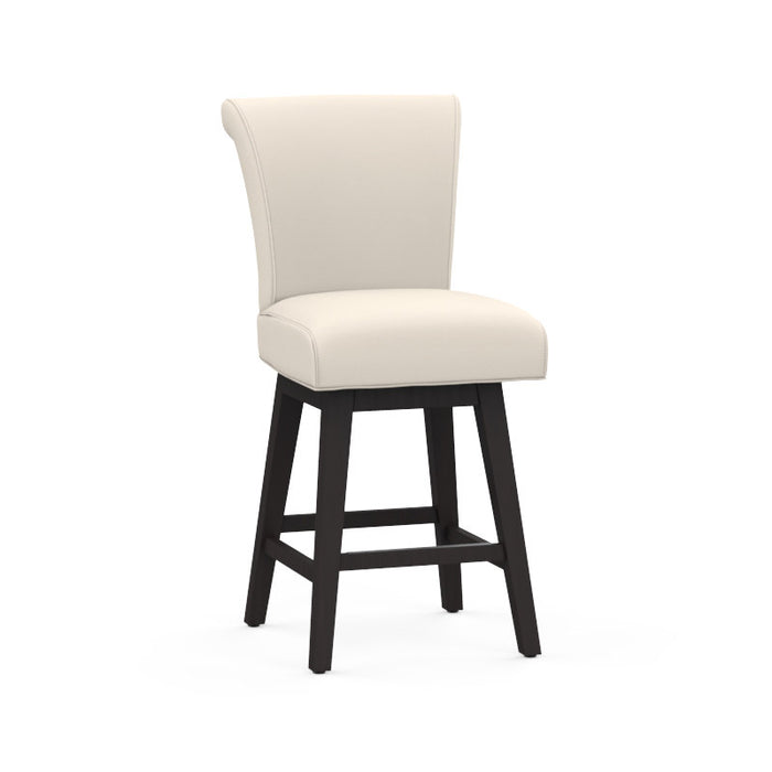 Hamlet Swivel Counter Stool - Castillo Cream
