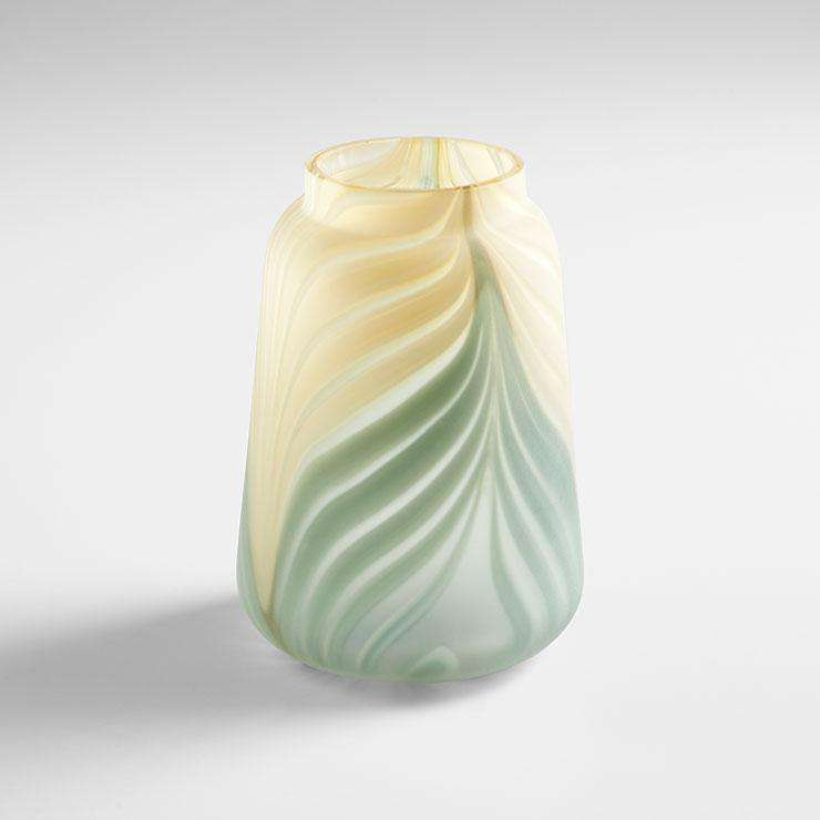 Small Hearts Of Palm Vase