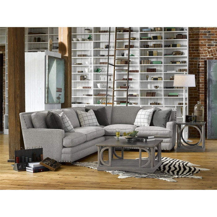 Riley Collection - Riley Sectional 2Sofa