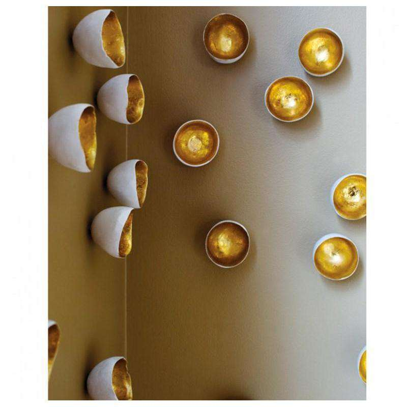 Seed Wall Play, Gold- Set Of 20