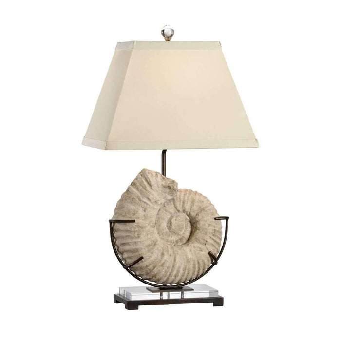Ammonite Lamp