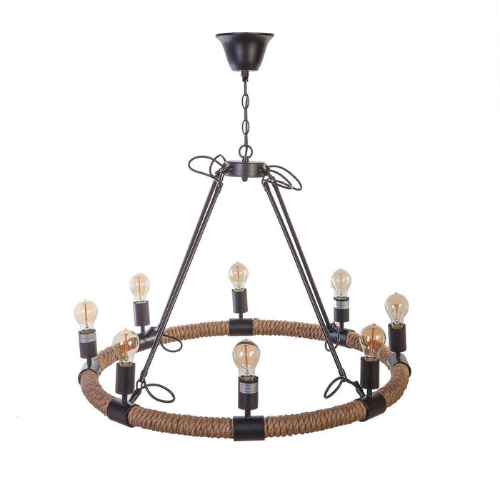 Modern Lawrence Chandelier - Large