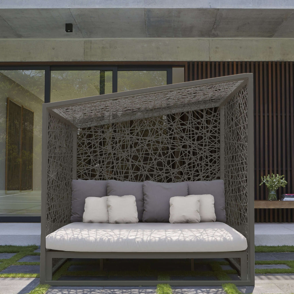 Geometric Daybed by Skyline