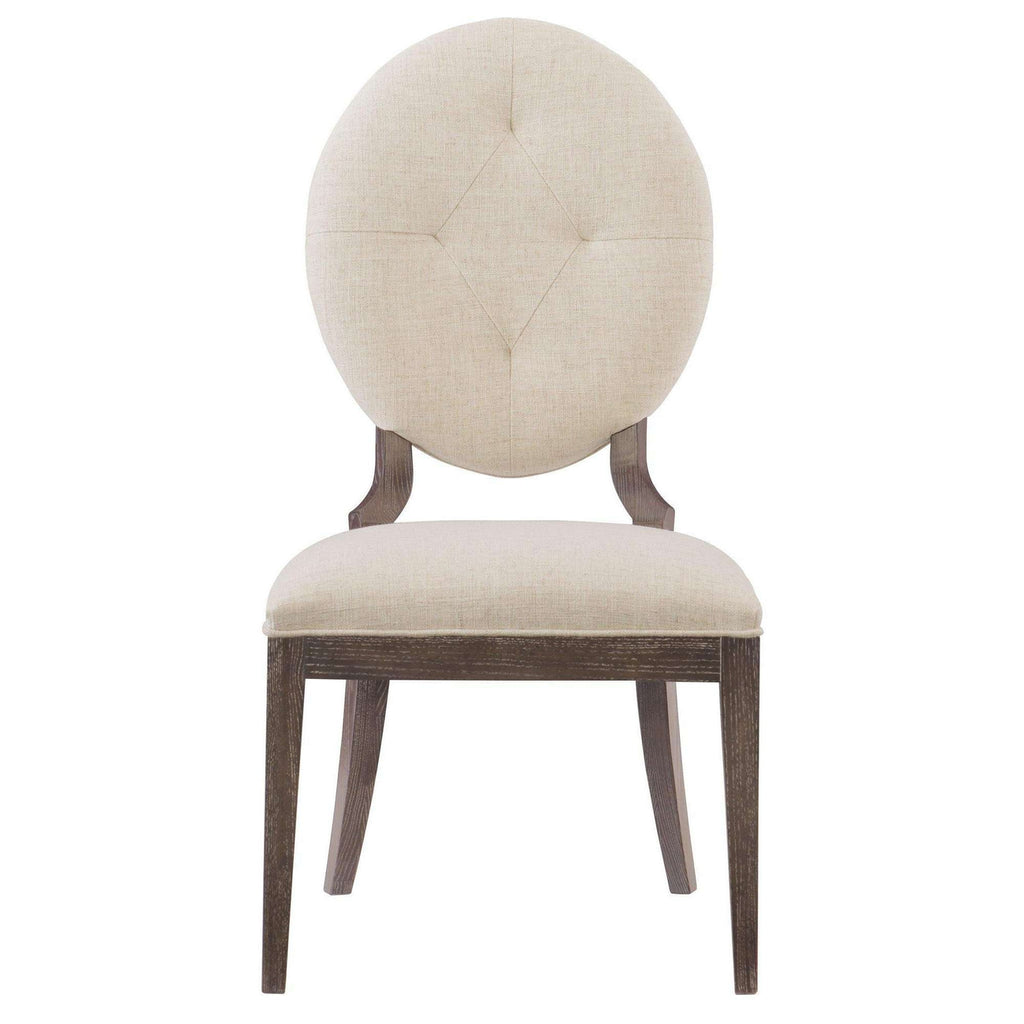 Maximos Round-Back Side Chair