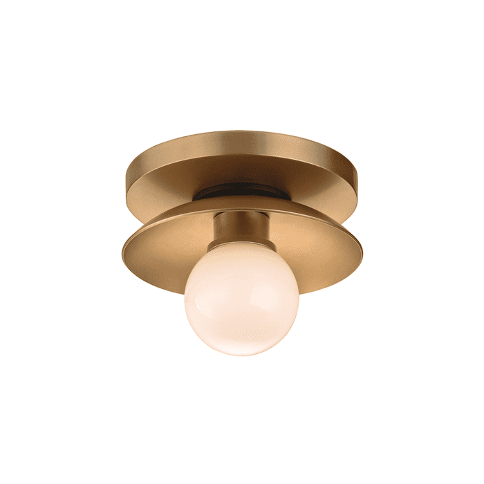 Julien 1 Light Bath Bracket Aged Brass