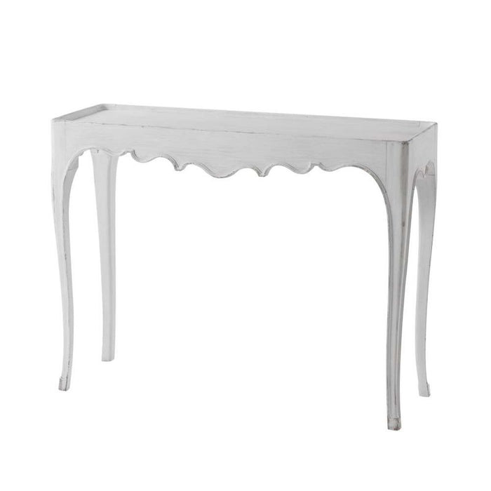 The Lune Console Table - Nora