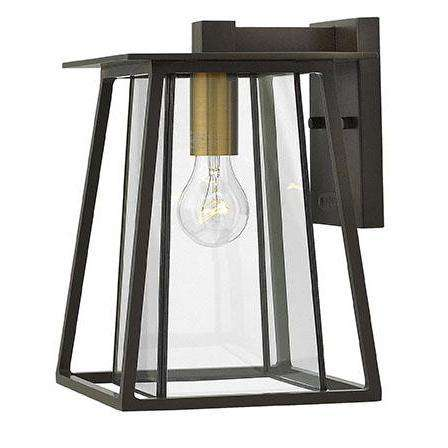 Outdoor Walker Wall Sconce