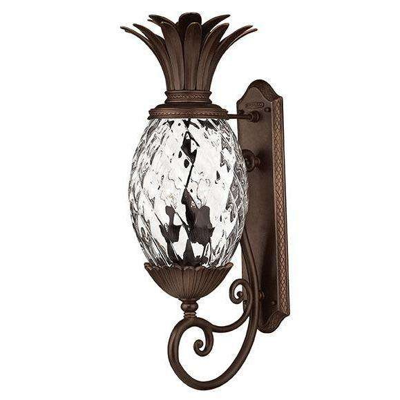 Outdoor Plantation Wall Sconce