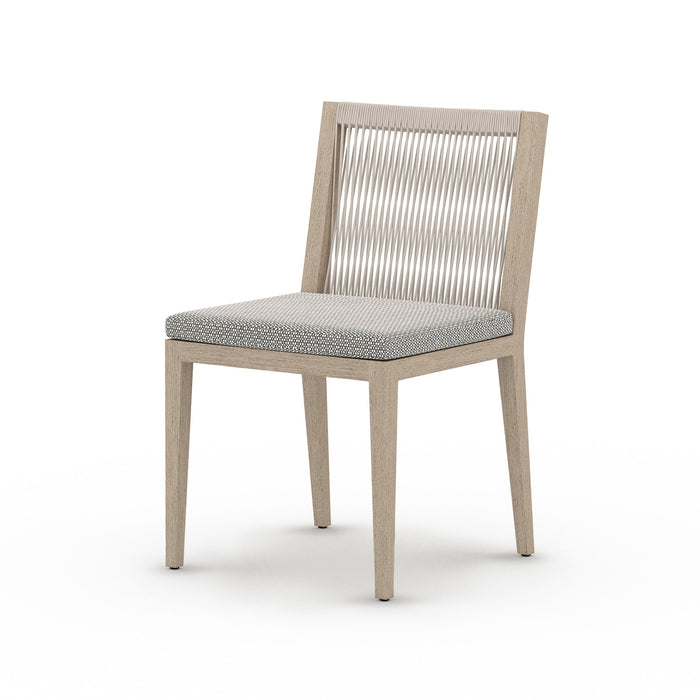 Biloxi Outdoor Dining Chair - Washed Brown