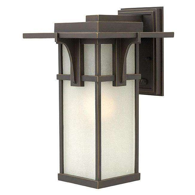 Outdoor Manhattan Wall Sconce