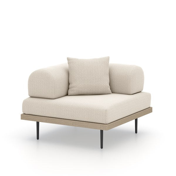 Yves Outdoor Sectional Pieces