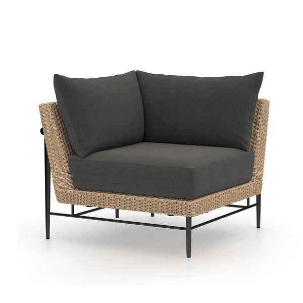 Cavan Outdoor Sectional-Corner Piece