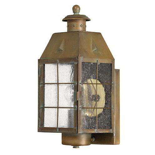 Outdoor Nantucket Wall Sconce