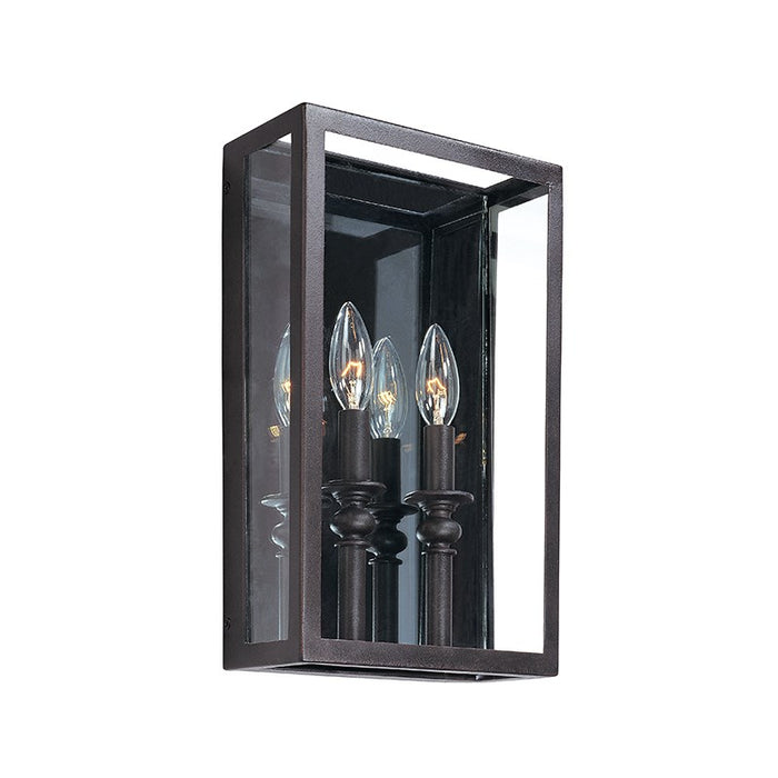 Morgan 2Lt Wall Sconce Deep Bronze