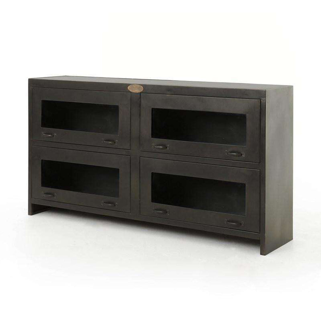 FOUR HANDS - ROCKWELL MEDIA CABINET - FH-IRCK-MC-214