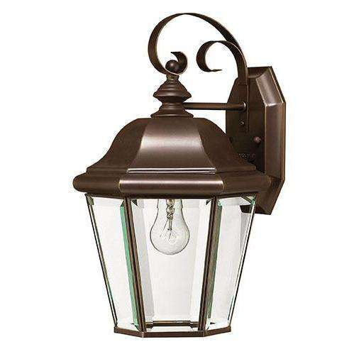 Outdoor Clifton Park Wall Sconce