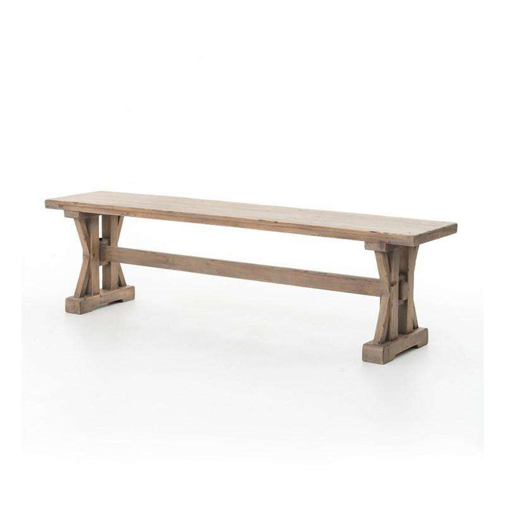 FOUR HANDS - TUSCAN SPRING DINING BENCH - FH-VTUD-06-10