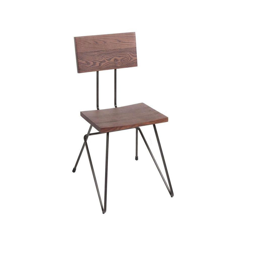 Industrial Hort Side Chair
