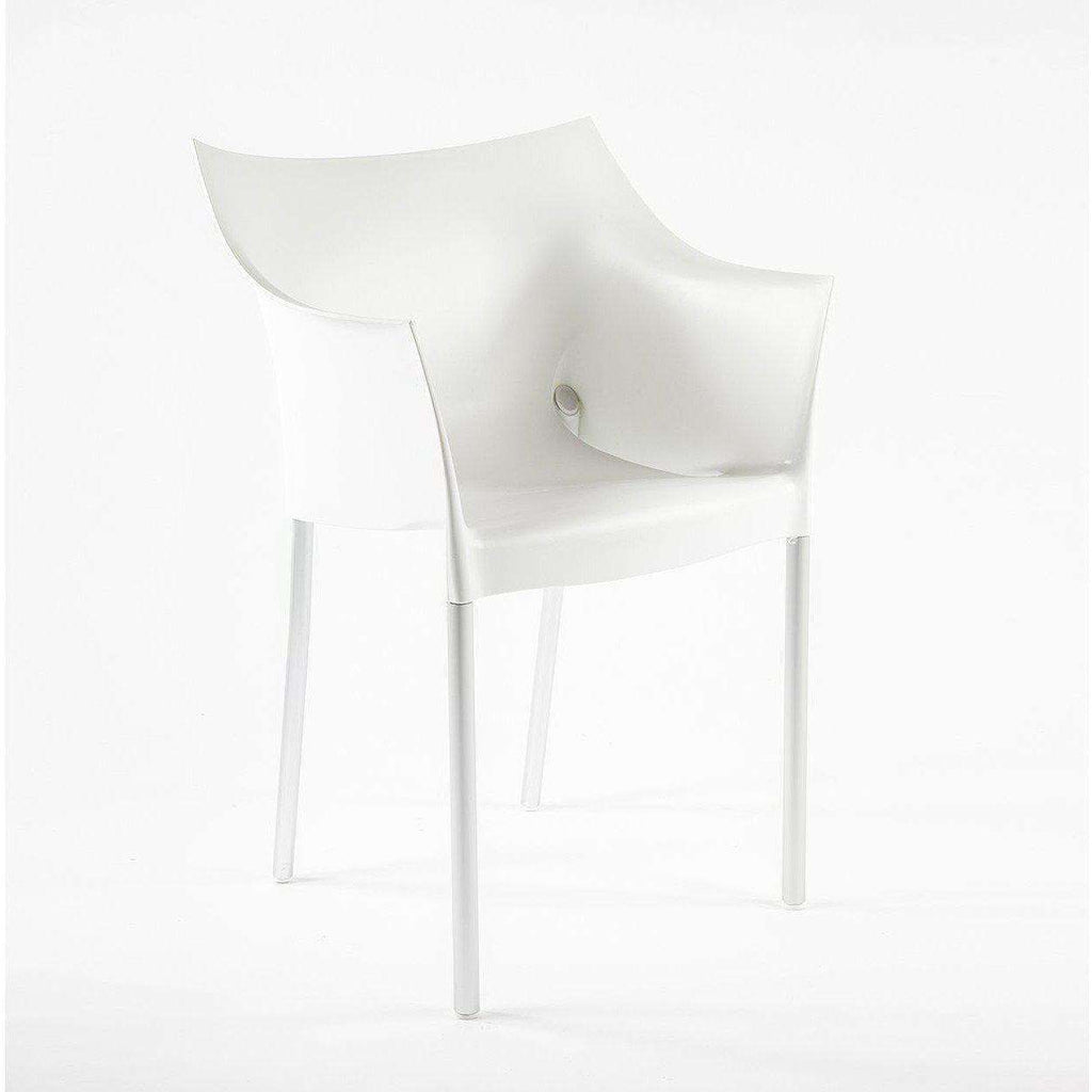 Dr. No Arm Chair - Contemporary Modern Dining Chair- *PICK UP ONLY*