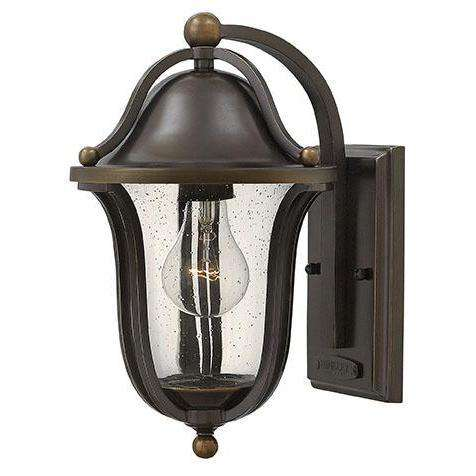 Outdoor Bolla Wall Sconce