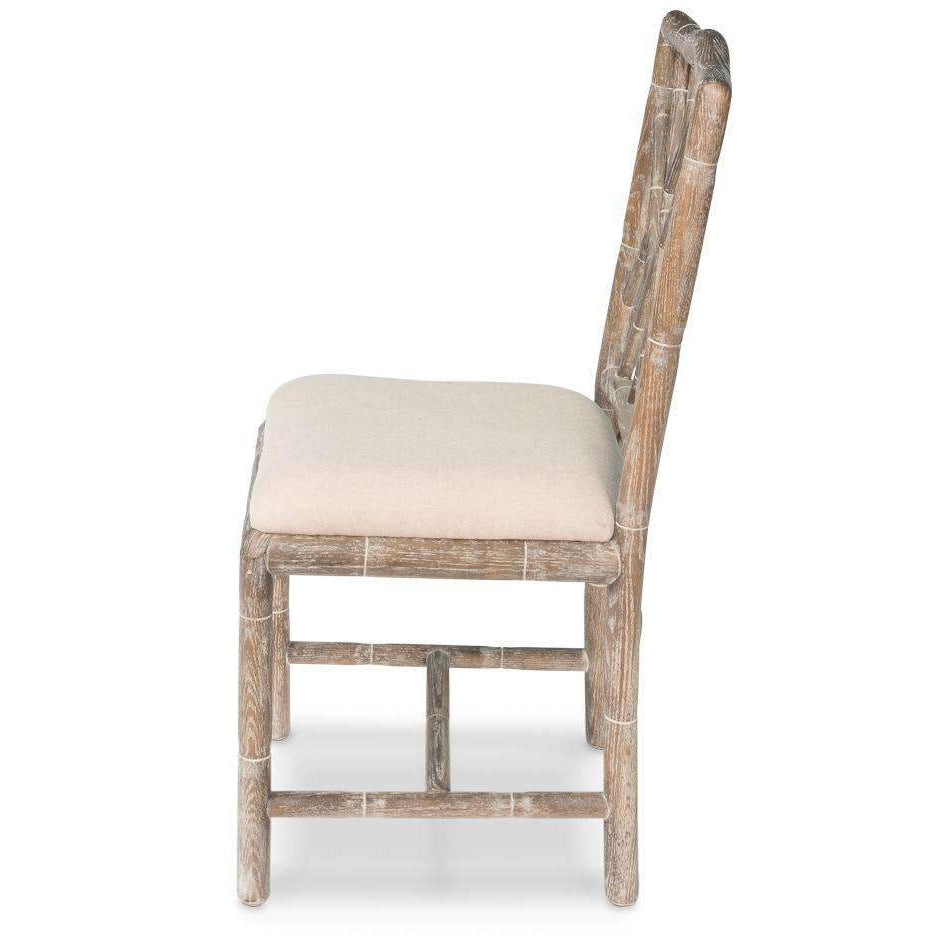 Brighton Bamboo Side Chair [Set of 2]