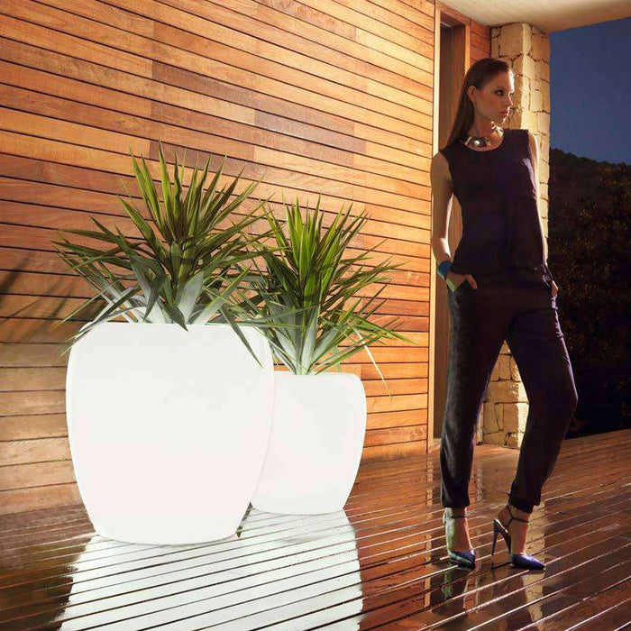 Blow  Planter By Vondom 23""