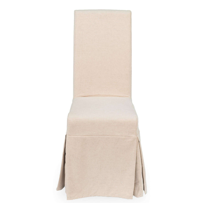 Draped Side Chair [Set of 2]