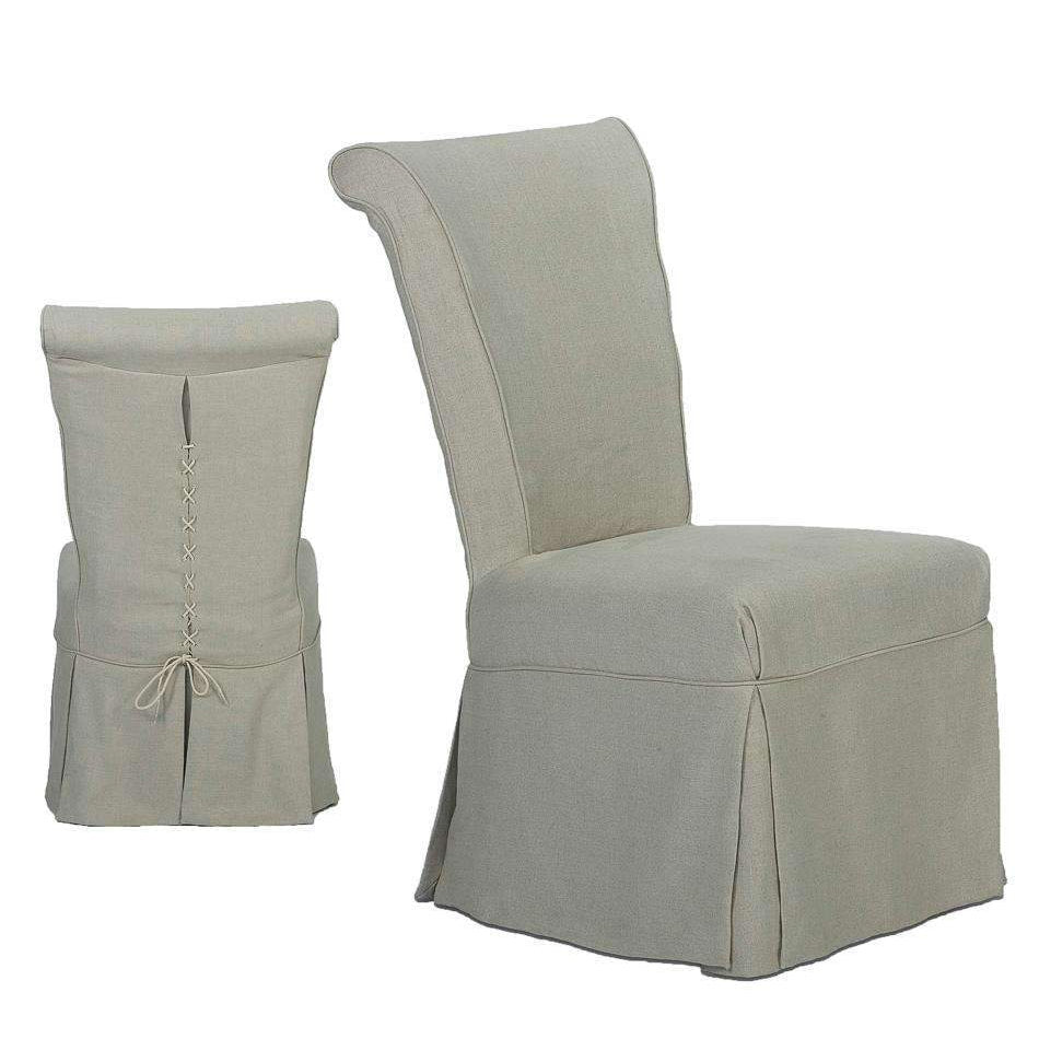 Corseted Side Chair [Set of 2]