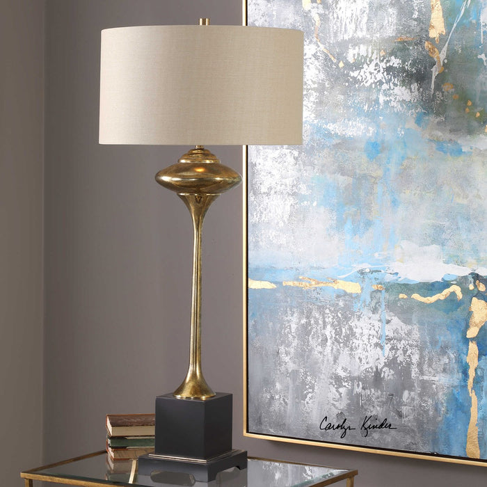 Christiani Metallic Gold Lamp