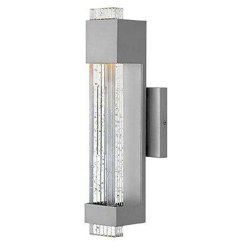 Outdoor Glacier Wall Sconce