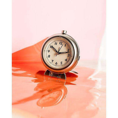 Retro Alarm Clock with Analog Display  [50gift]