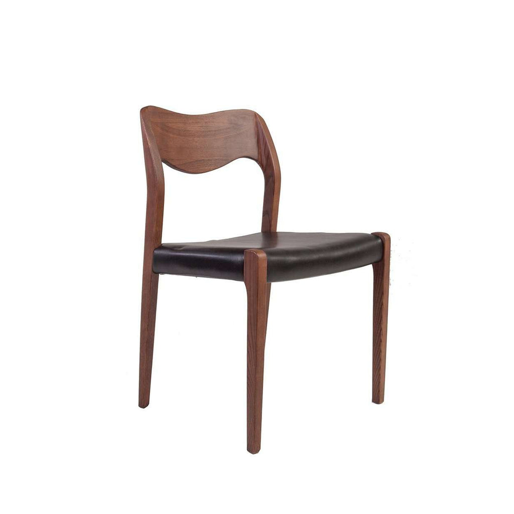 Mid Century Modern Reproduction Model 71 Dining Chair With