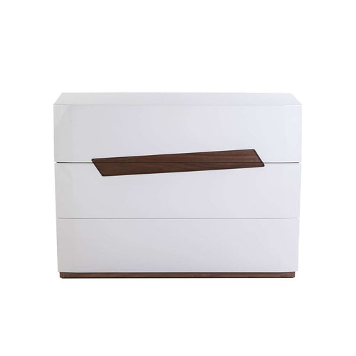 Modern Etcho Chest of Drawers FSD3041WHT