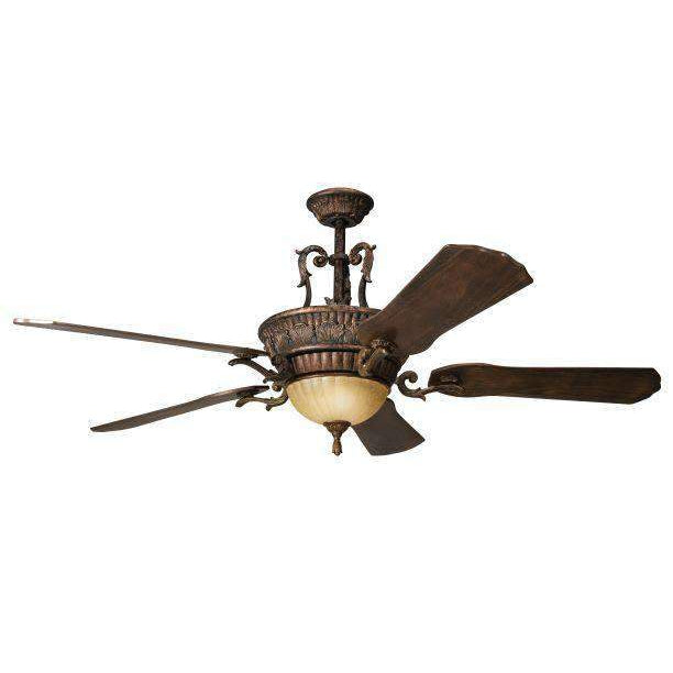 60 Inch Kimberley Fan - Berkshire Bronze