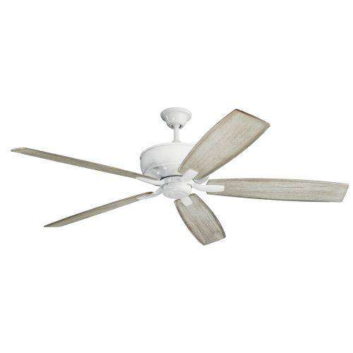 70 Inch Monarch Fan - White