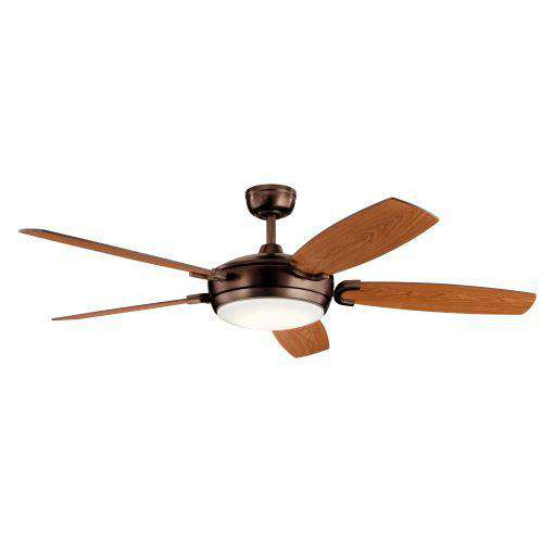 60 Inch Trevor II Fan LED - Oil Brushed Bronze