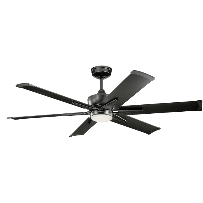 Szeplo Patio 60 Inch Szeplo II LED Fan - Satin Black