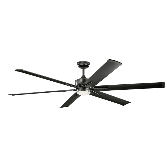 Szeplo Patio 80 Inch Szeplo II LED Fan - Satin Black
