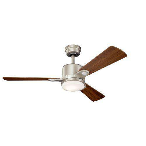 48 Inch Celino LED Fan - Brushed Nickel